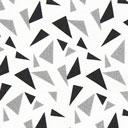 Tela de jersey Añicos – blanco