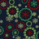 Cerchi natalizi 1