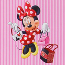 Blackout Minnie & Daisy Disney 1