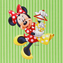 Blackout Minnie & Daisy Disney 2