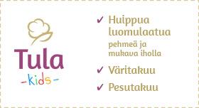 Tula Kids -merkin kankaita