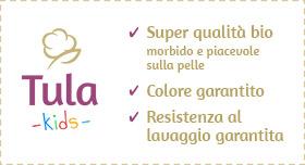Tessuti del marchio Tula Kids