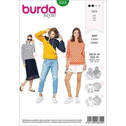 22b6e5fd4c6d4f Burda Patronen online bestellen » stoffen.net