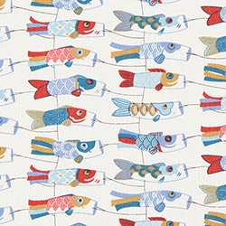 Acheter de beaux tissus de d coration grand choix for Carpe koi charente maritime
