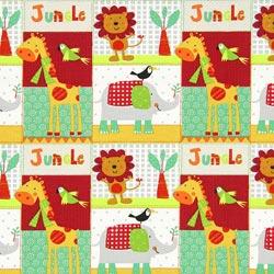 Tissus pour enfants animaux au m tre chez vente de tissus d 39 enfants animaux au - Comprar telas infantiles ...