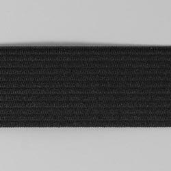 Elastico Banda Elastica-gomma NASTRINO NASTRO 1,0 cm-Nero