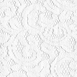 Meterware Spitzenborte Weiß Baumwolle 8 cm Lochspitze Madeira Spitze Borte