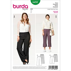 Plus size sewing patterns - buy online » myfabrics.co.uk