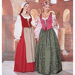 Naaipatronen Historische Kostuums Vintage Mode Nu Bestellen