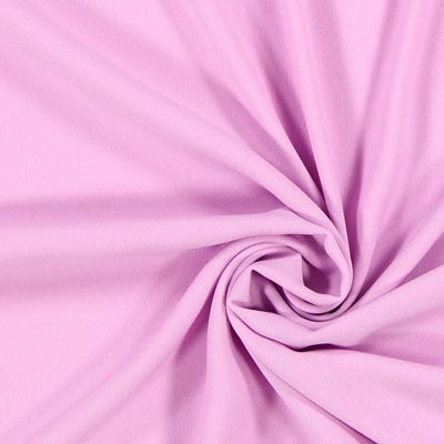 Crepe Satin violett