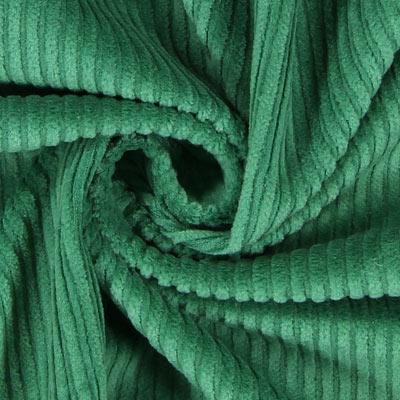 Stretchcord Stoff grün