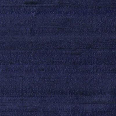 Dupionseide Seide Stoff marineblau