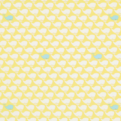 Single jersey whale 1 light yellow more jersey fabrics for Children s jersey fabric uk