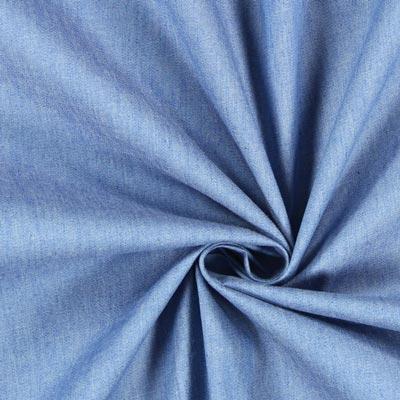 leichter Denimstoff hellblau