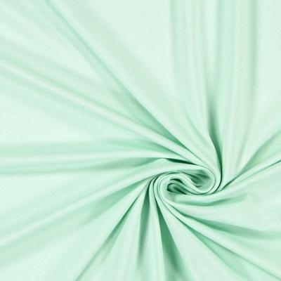 Viskosejersey mintgrün