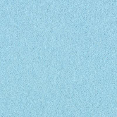 Filz Stoff Deko hellblau