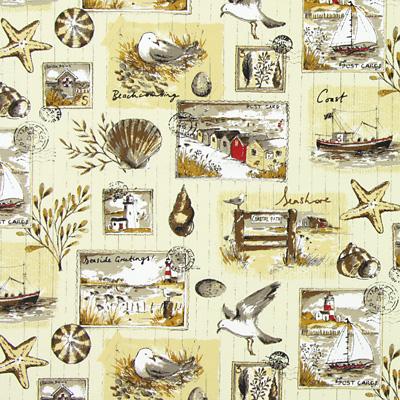 Nautical lorraine 1 tessuti arredo stile marina for Tessuti arredo stile marina