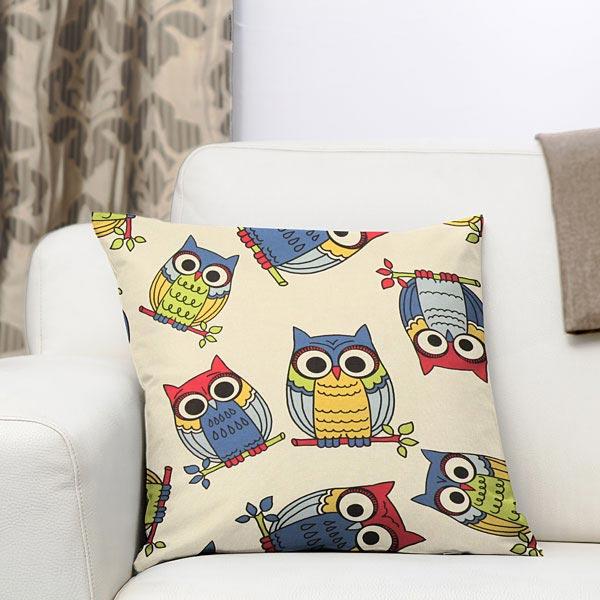 El b ho 2 telas decorativas infantiles for Inmobiliaria el buho