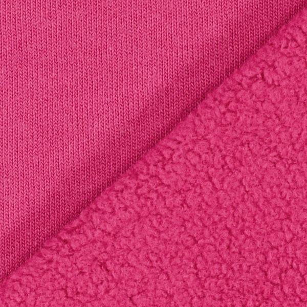 Pile Tessuto Vendita.100 Pile Di Cotone Rosa Caldo
