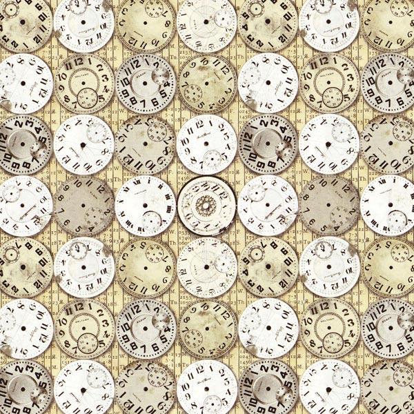 Free Spirit – Uhren – beige – Muster