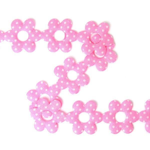 Blumenborte Dots 6