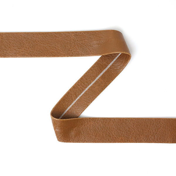 Bias Binding Faux Leather 7