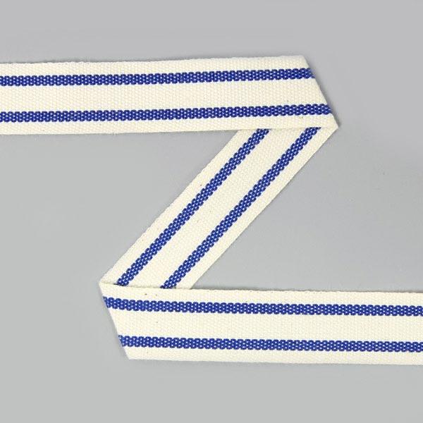 Baumwollband Streifen 11