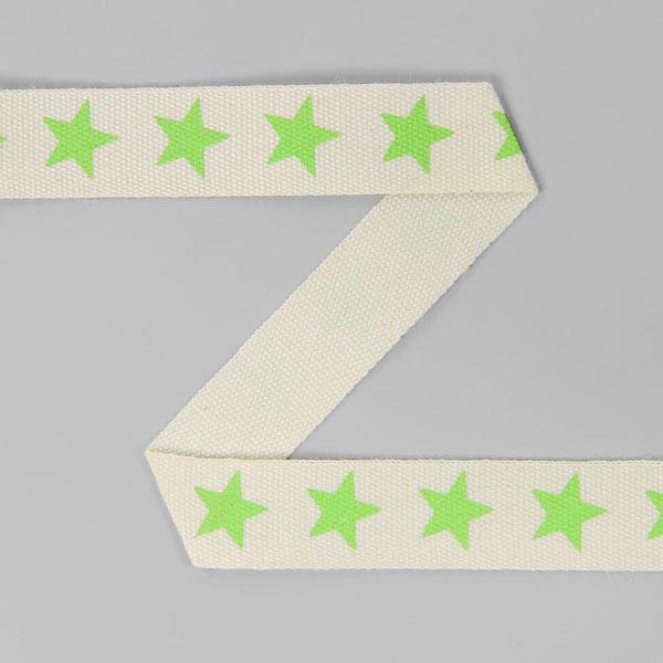 Baumwollband Sterne 3