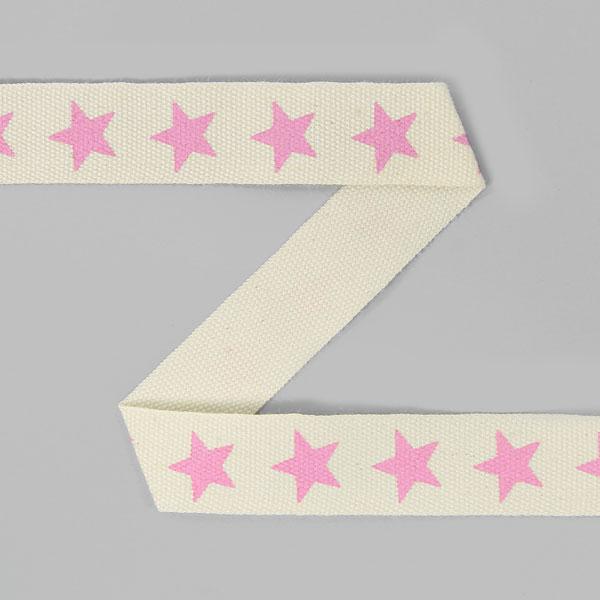 Baumwollband Sterne 7