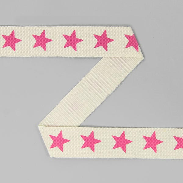 Baumwollband Sterne 9