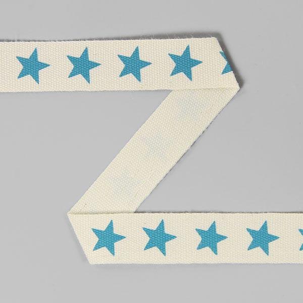 Baumwollband Sterne 14