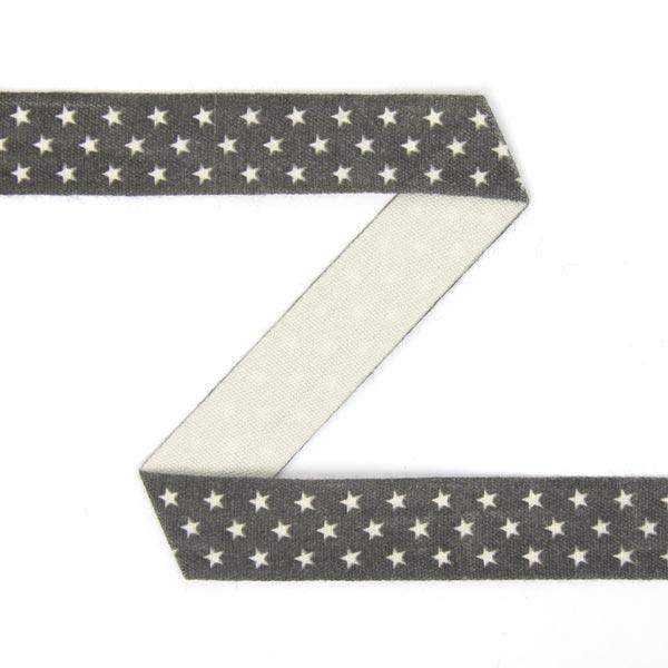 Baumwollband Vintage Sterne 10