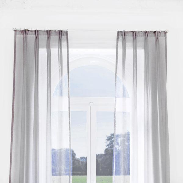 Cinta de pliegue con pliegues lisos 75 mm cintas para - Cinta para cortinas ...