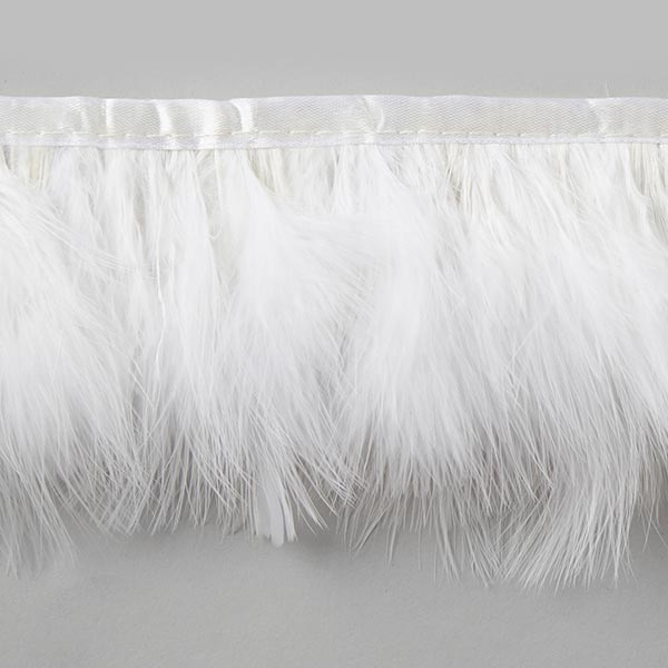 Mystic Feather Trim White Tsfavorable Ing At Our