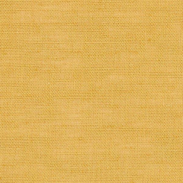 Mezzo lino new monza 3 giallo ocra tessuti per tende for Tessuti arredamento monza