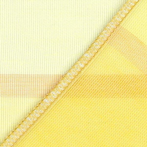 voile tomke 1 jaune tissus pour rideaux au m tre. Black Bedroom Furniture Sets. Home Design Ideas