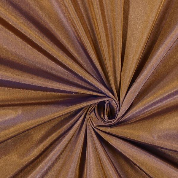 Tela para cortinas cameo new 2 bronce telas de - Muestrario de telas para cortinas ...