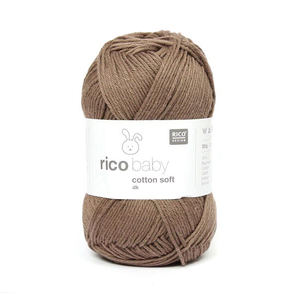 Baby Cotton Soft | Rico Design (024) - Rico Baby - telas.es