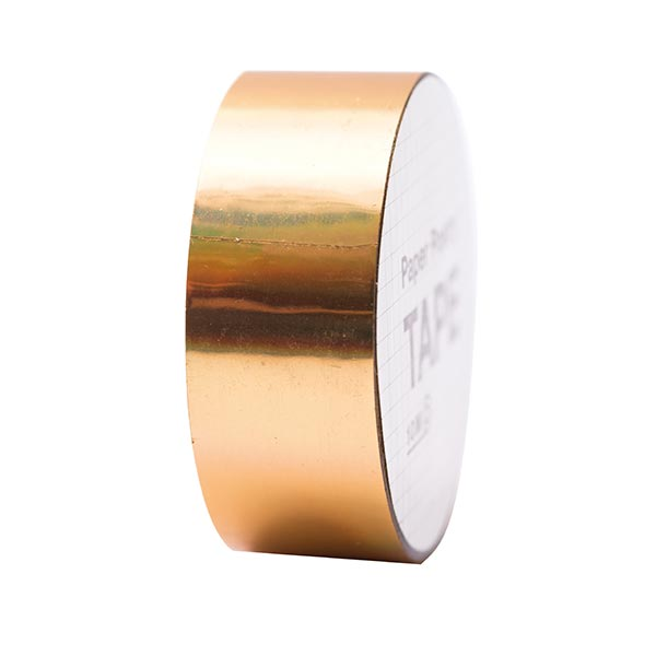 Holographic Tape irisierend 5 | RICO DESIGN - gold