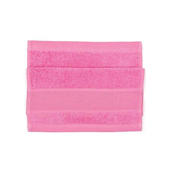 Gästetuch 30 x 50 cm - pink | Rico Design
