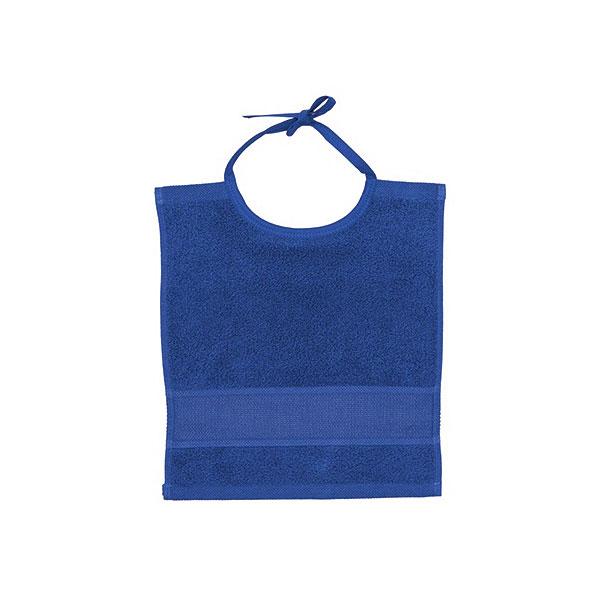 Lätzchen 30 x 34 cm - königsblau | Rico Design