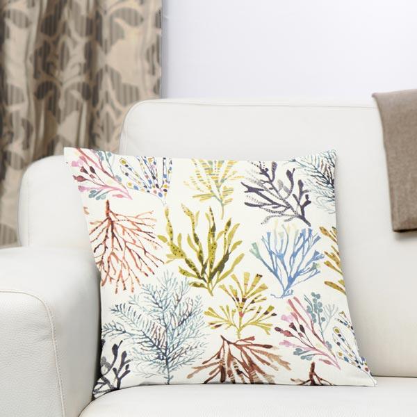 panama coral 1 weiss maritime dekostoffe. Black Bedroom Furniture Sets. Home Design Ideas