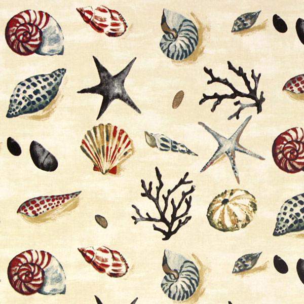 Panama Seashells 3 - Muster