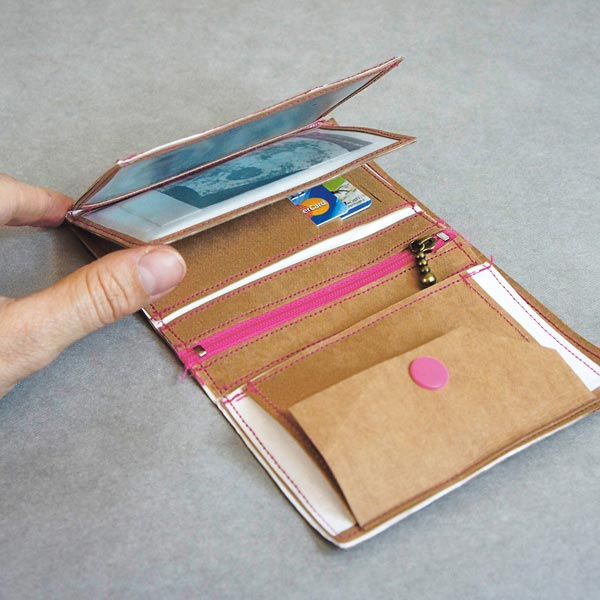 Snappap papier aspect cuir 2 similicuir for Papier peint aspect cuir