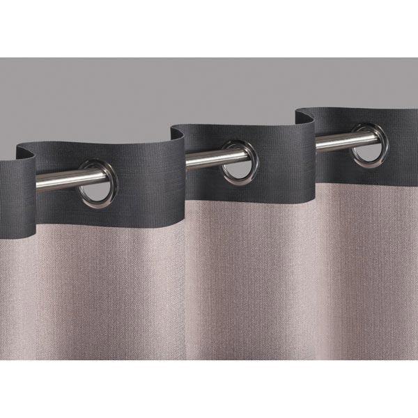 bande illets 100 mm blanc gerster bandes de rideaux. Black Bedroom Furniture Sets. Home Design Ideas