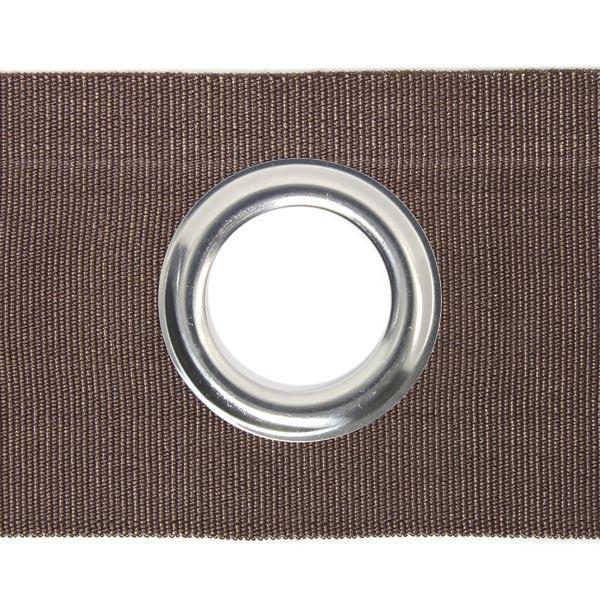 bande illets 100 mm marron gerster bandes de. Black Bedroom Furniture Sets. Home Design Ideas
