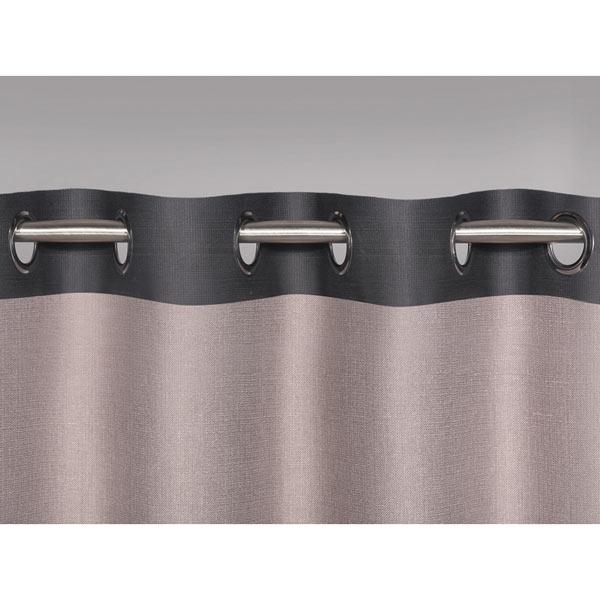 bande illets 100 mm gris gerster bandes de. Black Bedroom Furniture Sets. Home Design Ideas