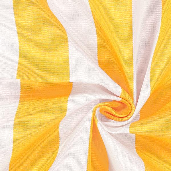 Tela para exteriores a rayas toldo blanco amarillo - Telas para toldos ...