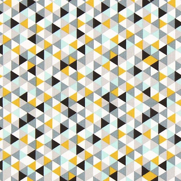 Tri Mix K : Trimix triangles cretonne peppermint