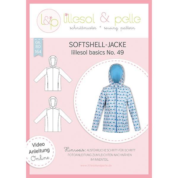 Softshelljacke von lillesol & pelle